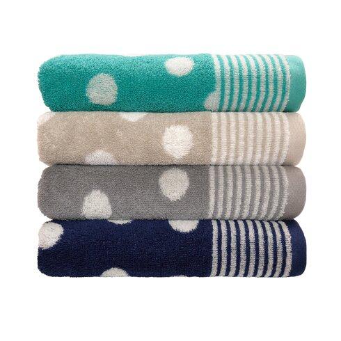 Dots Bath Towel