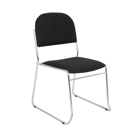 Roma Armless Meeting Room Stacking Chair