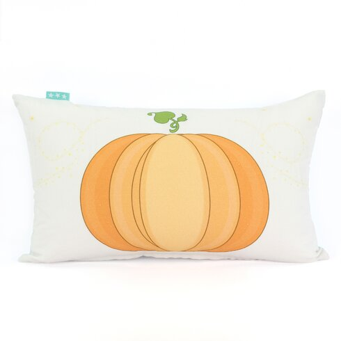 Pumpkin 100% Cotton Cushion Cover