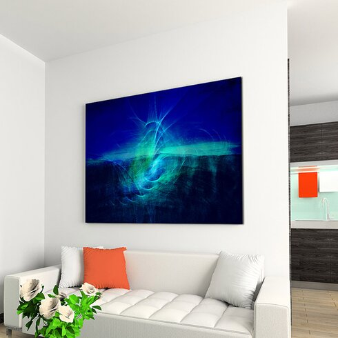 Enigma Abstrakt 1479 Painting Print on Canvas