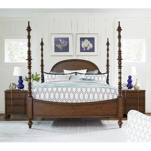 Dogwood Four Poster Customizable Bedroom Set. Paula Deen Home Dogwood Four  Poster Customizable Bedroom Set