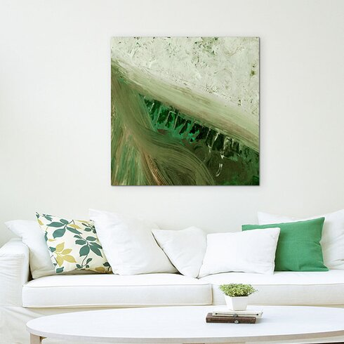 Enigma Abstract 643 Framed Graphic Art