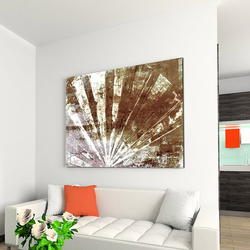 Enigma Abstrakt 881 Painting Print on Canvas