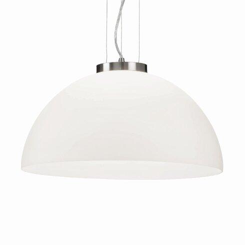 Etna 1 Light Bowl Pendant