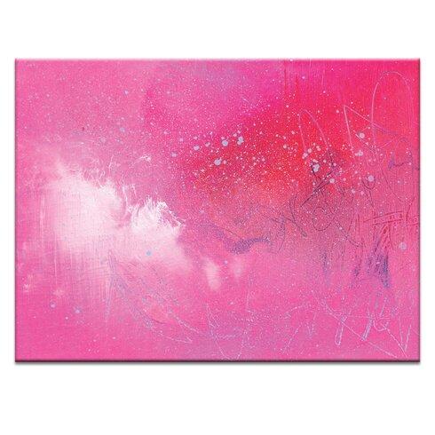 'Nenna' by Georgina Vinsun Art Print on Wrapped Canvas