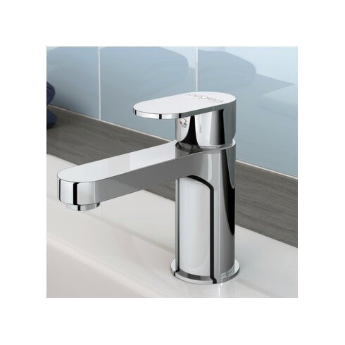 Strata Monobloc Basin Mixer
