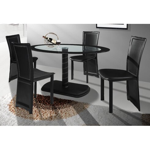 Jonah Dining Table and 4 Chairs