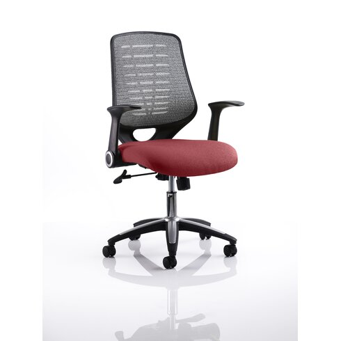 Relay Mid-Back Mesh Desk Chair