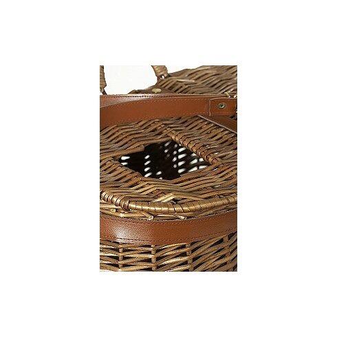 Deluxe Fishing Creel Basket