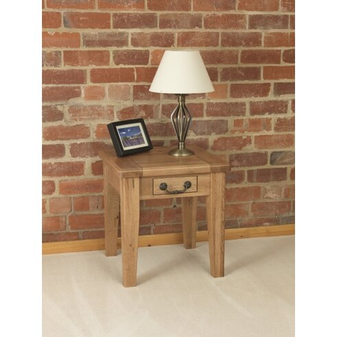 Rustic Manor Side Table