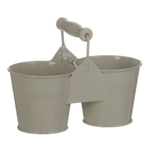Double Plant Pot