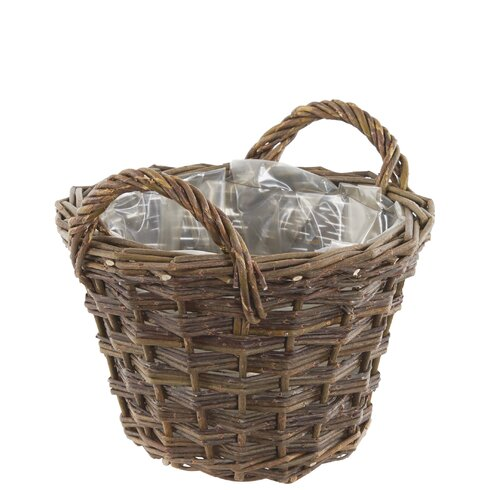 Willow Unpeeled Basket