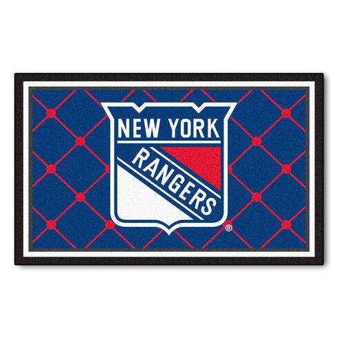 NHL - New York Rangers Doormat
