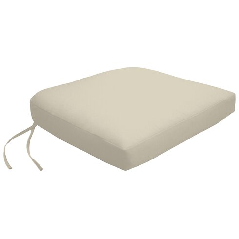 Wayfair Custom Outdoor Cushions Double-Piped Outdoor Contour ...
