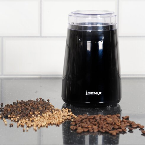 135W Electric Blade Coffee Grinder