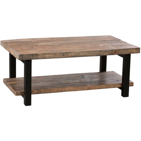 wood and iron coffee tables - moncler-factory-outlets