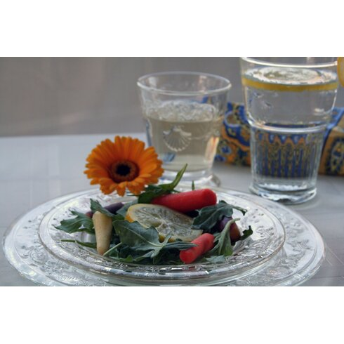 """Dragonfly 7.5"""" Salad Plate"""