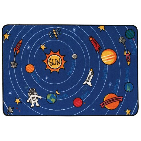 Kids value rugs spaced out kids area rug reviews wayfair for Glass block r value