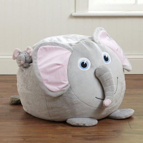 Elephant Bean Bag Dog Beds