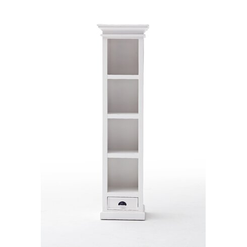 Belle Isle Tall Narrow 190cm Standard Bookcase