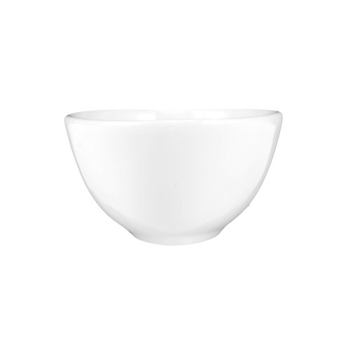 Top Life White Gourmet Serving Bowl