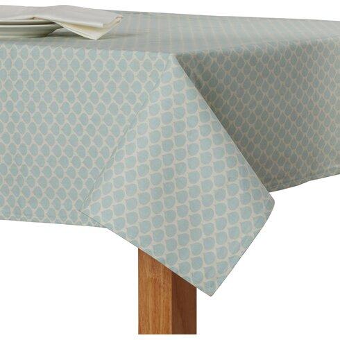 Sienna Cotton Tablecloth