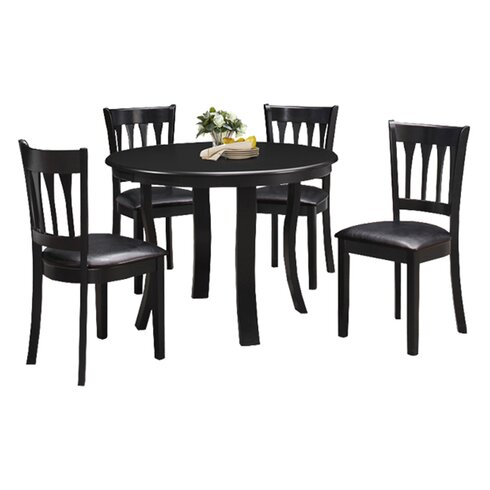 winston porter tyesha dining table reviews. Black Bedroom Furniture Sets. Home Design Ideas