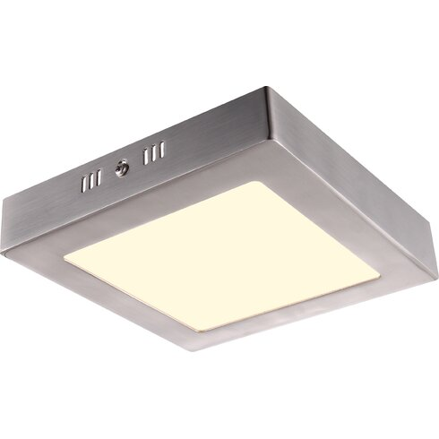 Corvus 1 Light Flush Ceiling Light