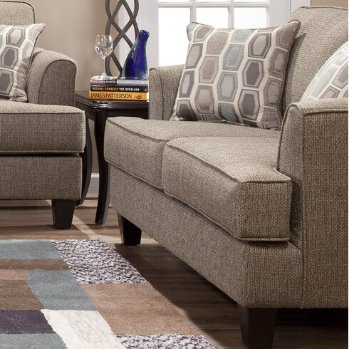 Red Barrel Studio Serta Upholstery Dallas Living Room Collection