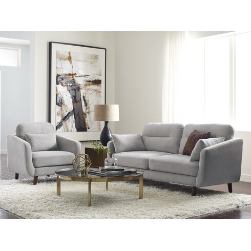 Serta at Home Sierra Living Room CollectionReviewsWayfair