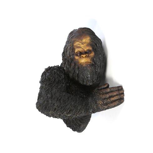 Design Toscano Bigfoot The Bashful Yeti Tree Statue & Reviews ...