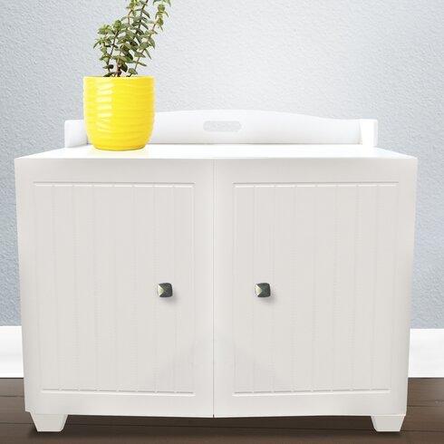 furhaven classic cat litter box cover reviews wayfair. Black Bedroom Furniture Sets. Home Design Ideas