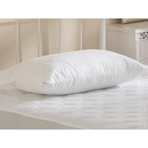 Egyptian Quality Cotton Quilted Pillow Protector