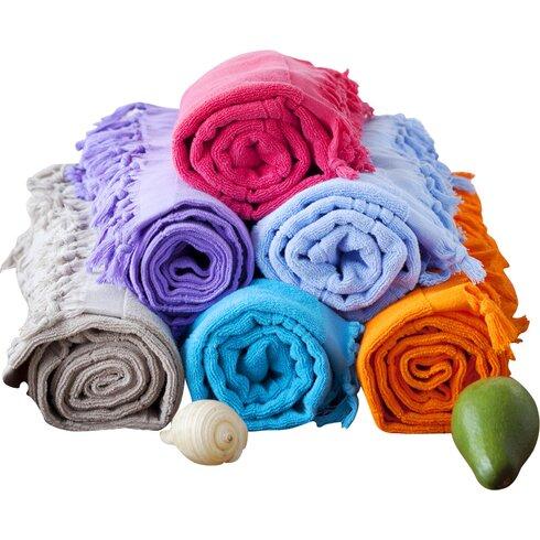Breezy Bath Towel