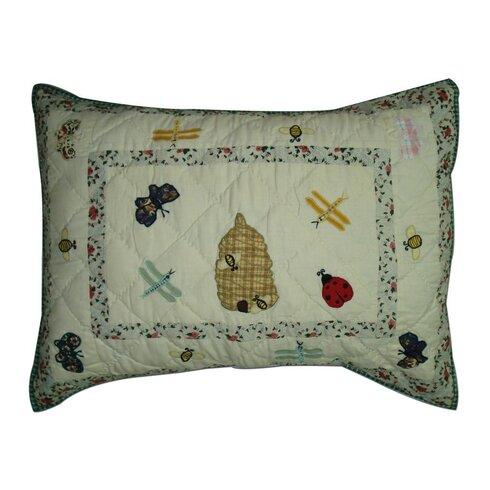 Garden Friends Pillow Sham