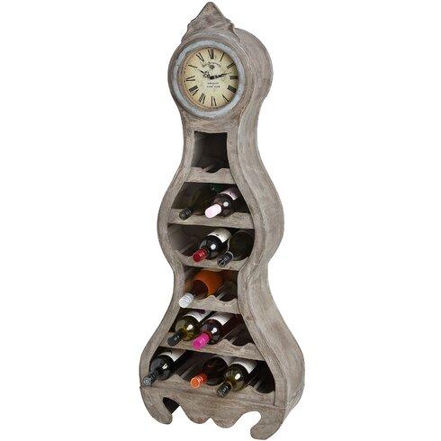 16 Bottle Wine Cabinet