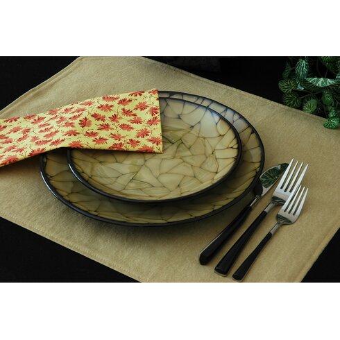 Denim Table Linens Reversible Placemat