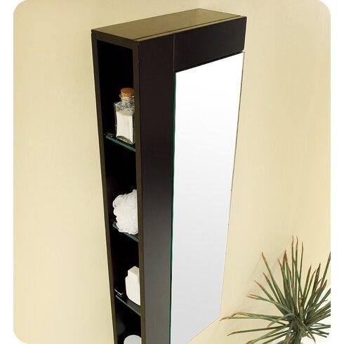 "13.75"" x 39.25"" Surface Mount Medicine Cabinet"