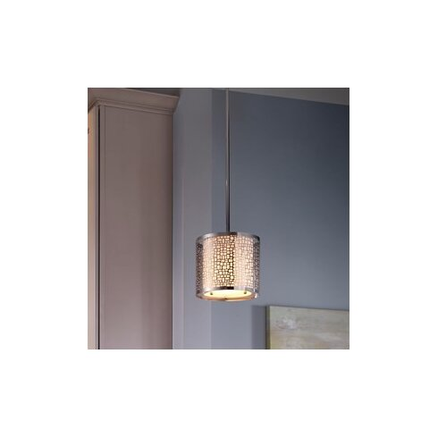Joplin 1 Light Drum Pendant