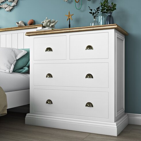 Bellemoor 4 Drawer Chest of Drawers