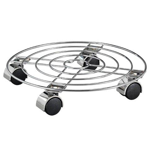 Chrome Wire Trolley