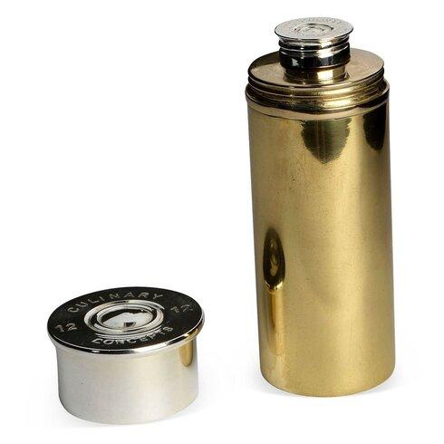 4 Fluid Ounces Cylindrical Hip Flask
