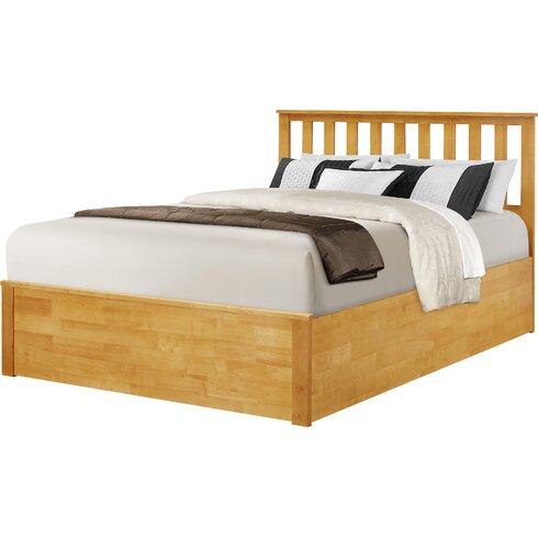 Zoe Double Ottoman Bed