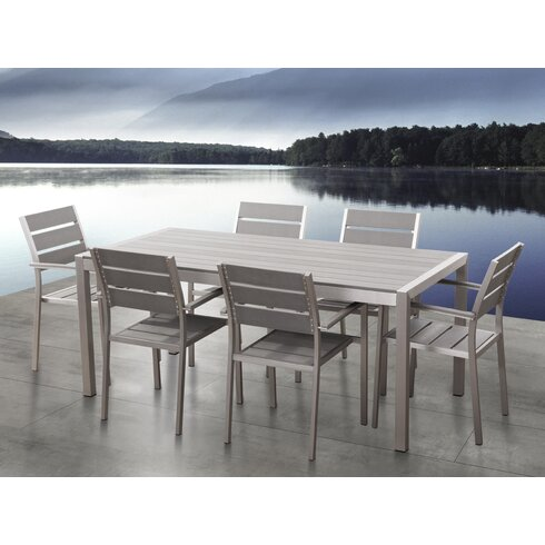 Vernio 6 Seater Dining Set