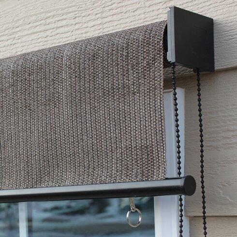 Keystone Fabrics Outdoor Roller Solar Shade Reviews Wayfair