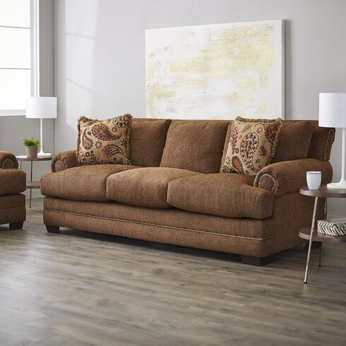 Three Posts Serta Upholstery Allen Living Room Collection