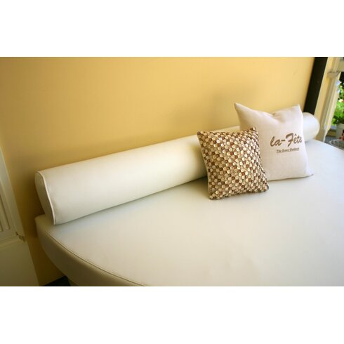 Roll Indoor/Outdoor Synthetic Bolster Pillow