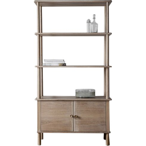 Wycombe Solid Oak Display Stand