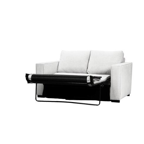 wayfair custom upholstery 2 sitzer schlafsofa newbury. Black Bedroom Furniture Sets. Home Design Ideas
