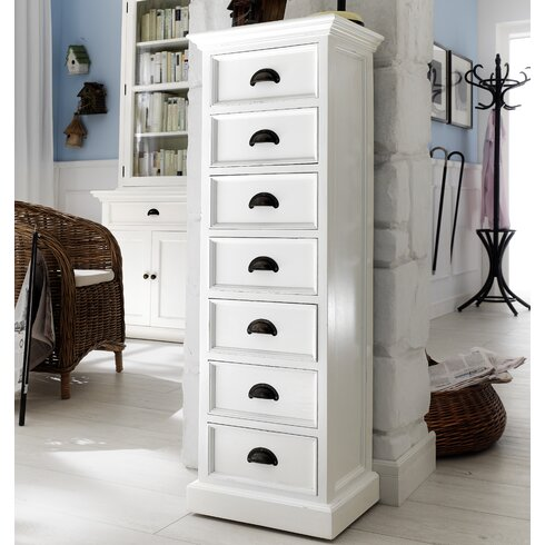 Belle Isle 7 Drawer Chest of Drawers